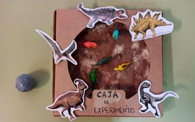 EXPERIMENTO: CAÍDA METEORITO